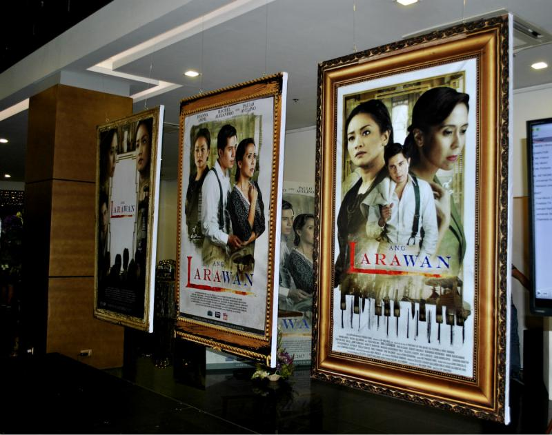 Photo Coverage: ANG LARAWAN, The Movie, Cast & Creative Team Meet the Press
