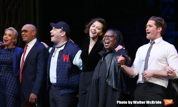 Julie Halston, Reggie Jackson, Danny Burstein, Maggie Gyllenhaal, Whoopi Goldberg, Ma Photo
