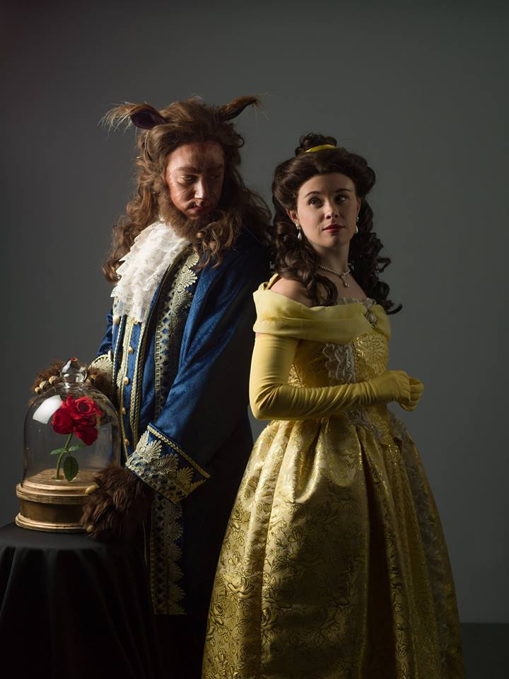 Photo Flash: BEAUTY AND THE BEAST at New Stage Theatre
