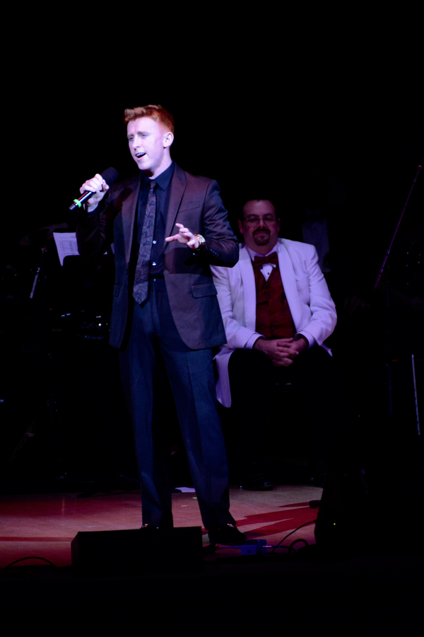 Photo Coverage: Andy Cooney Celebrates Christmas at Carnegie Hall