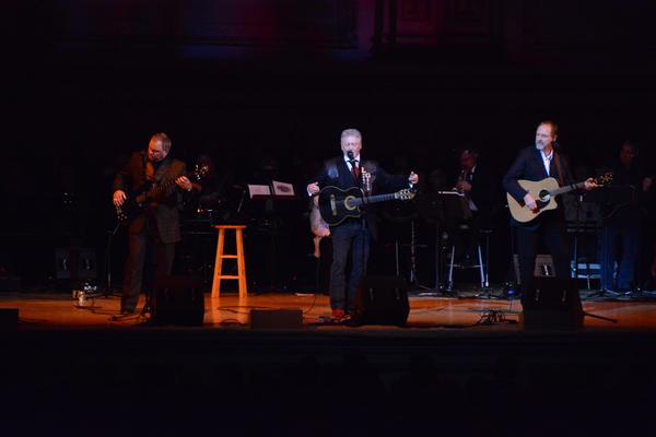 The Gatlin Brothers-Steve Gatlin, Larry Gatlin and Rudy Gatlin