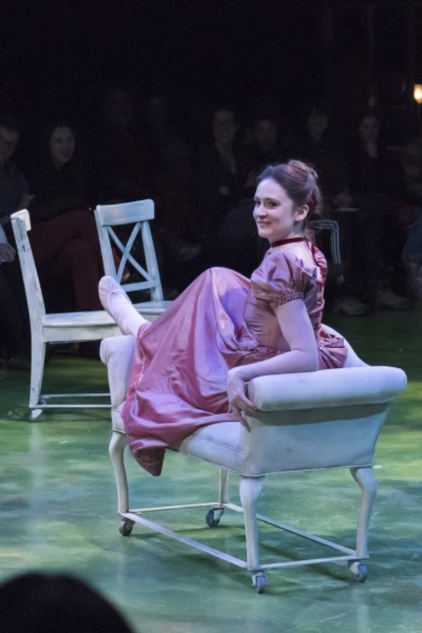 Jessica Frey as Marianne Dashwood Photo