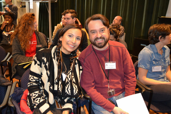 Photo Flash: Inside Rehearsal for SOVEREIGNTY at Arena Stage