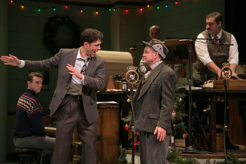 BWW Review:  ITS A WONDERFUL LIFE: A LIVE RADIO PLAY at The Shakespeare Theatre of NJ is Marvelous