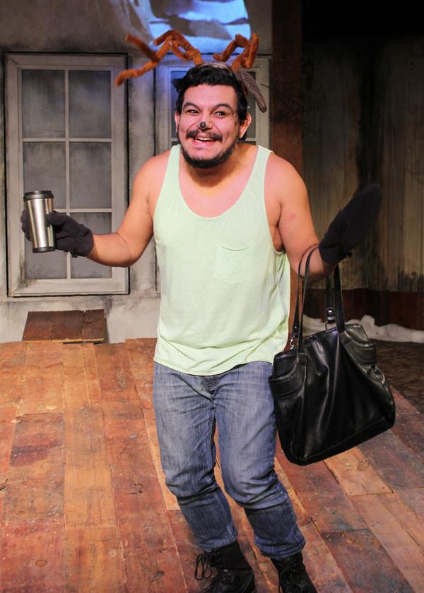 Miguel Cardenas as Cupid