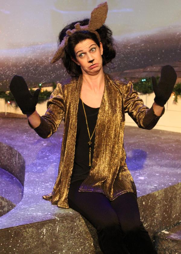 Karen O'Hanlon as Dancer