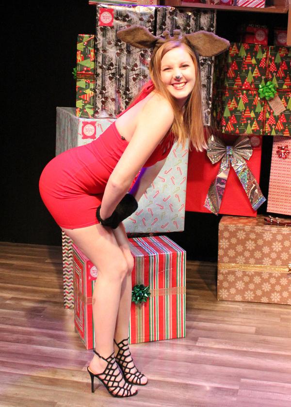 Hannah Schill as Vixen