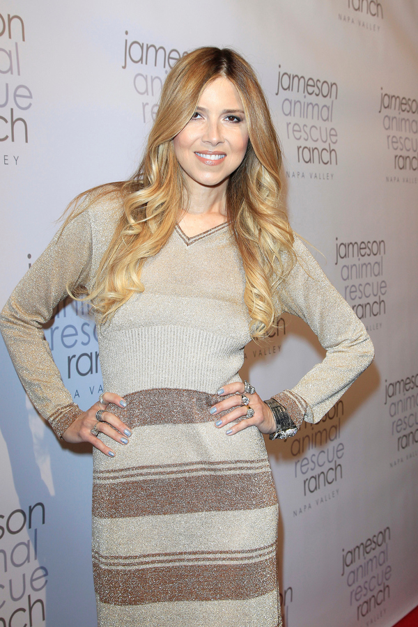 Photo Flash:  Celebrities Come Out to Support Napa's Animals
