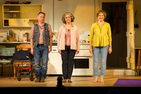 Ron Cook, Francesca Annis, Deborah Findlay Photo