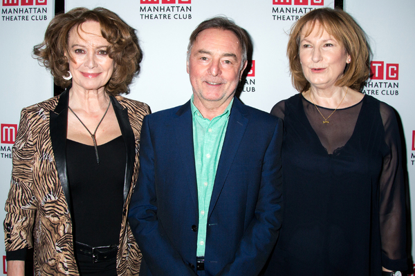 Francesca Annis, Ron Cook, Deborah Findlay Photo
