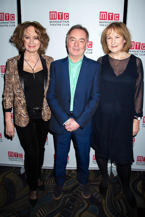 Francesca Annis, Ron Cook, Deborah Findlay
