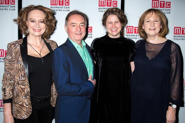 Francesca Annis, Ron Cook, Lucy Kirkwood, Deborah Findlay Photo