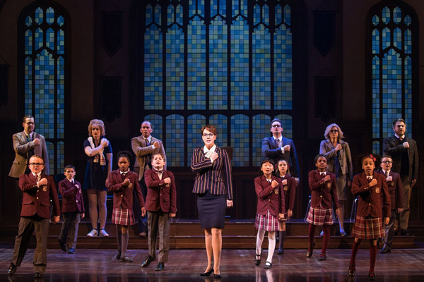 Analisa Leaming and the Company of SCHOOL OF ROCK