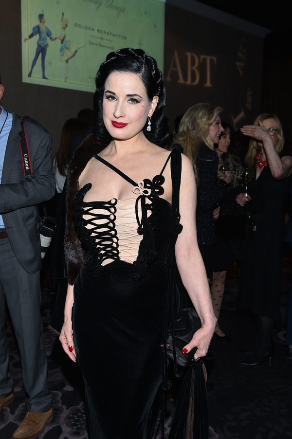 Dita Von Teese Photo