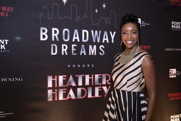 Photos: Heather Headley, Katrina Lenk, Adrienne Warren and More Onstage at the 2017 Broadway Dreams Supper