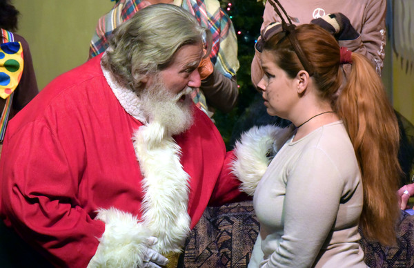 Photo Flash: Group Rep presents ROCKY THE RENEGADE REINDEER