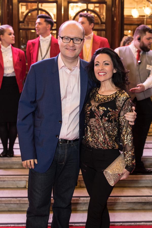 Photo Flash: Inside Opening Night of DICK WHITTINGTON at the London Palladium
