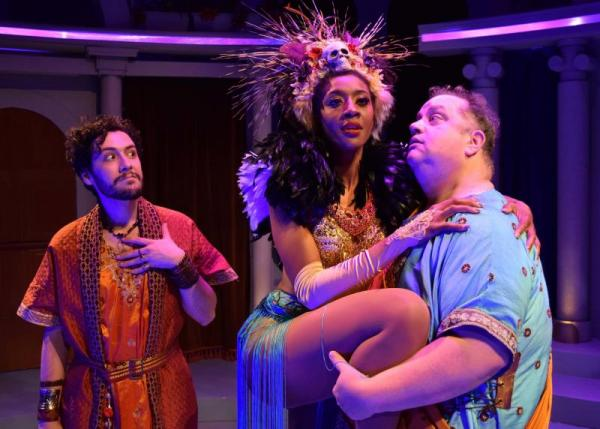BWW Review: A FUNNY THING (ABSOLUTELY) HAPPENED ON THE WAY TO THE FORUM at the Garry Marshall Theatre!