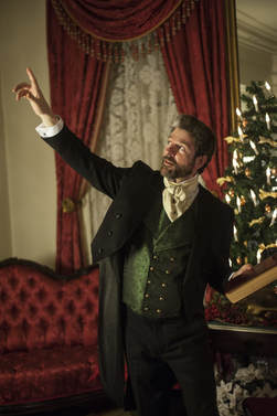 BWW Review:   John Kevin Jones Recreates Charles Dickens' Readings Of A CHRISTMAS CAROL at Landmark Merchant's House Museum