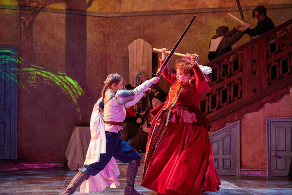 Photo Flash: First Look at ALICE IN WINTERLAND at Rose Theatre Kingston