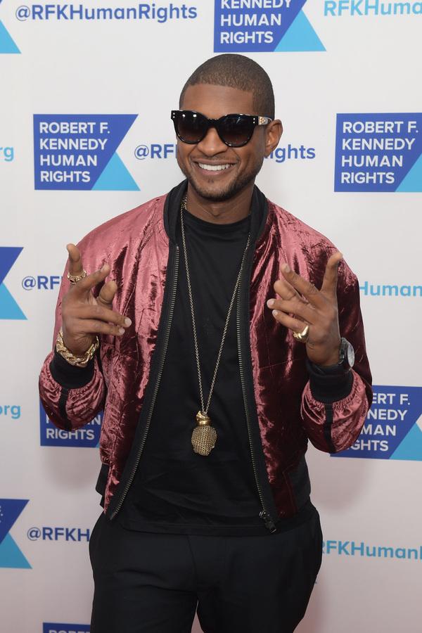 Photos: Alec Baldwin, Usher & More Attend Ripple of Hope Awards
