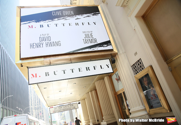 Happy Trails: M. BUTTERFLY Flies Away- Final Broadway Performance Today