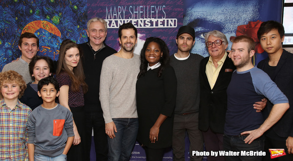 Avey Noble, Kemp Jernigan, Peyton Lusk, Shiv Ajay Pancholi-Parekh, Mia Vallet, Rocco Sisto, Robert Fairchild, Krysty Swann, Paul Wesley, Donald T. Sanders, Parker Ramsay and Stephen Lin