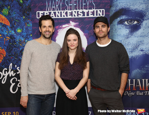 Photo Coverage: Meet the Cast of MARY SHELLEY'S FRANKENSTEIN