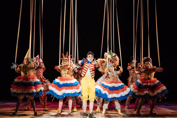 Photos: He's A Real Boy! PINOCCHIO at the National Theatre!