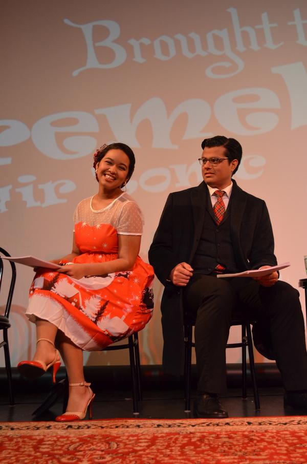 Betzabeth Castro, Juan Ayala Photo