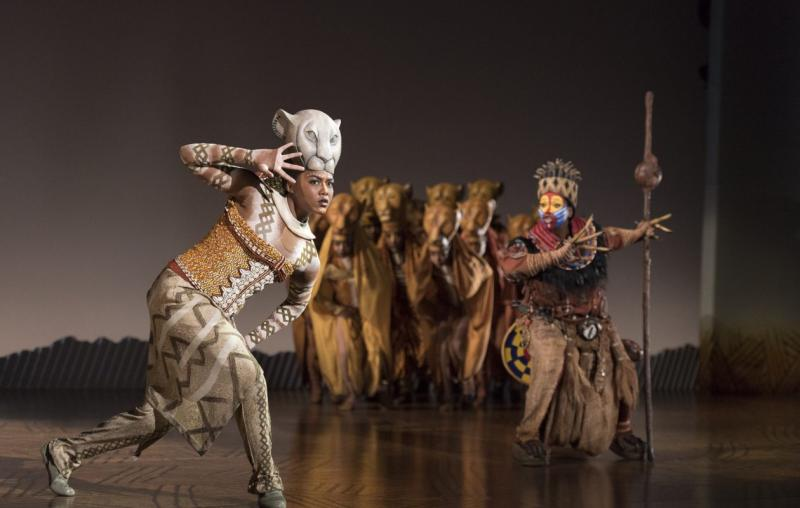 BWW Review: An Awe-Inspiring LION KING at SHEA'S BUFFALO Theatre