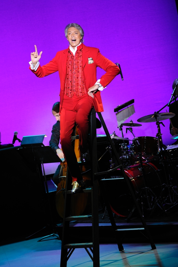 Tommy Tune performs in an exclusive benefit concert for Maltz Jupiter Theatre.