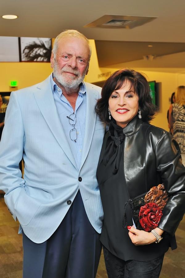 Harvey and Roberta Golub