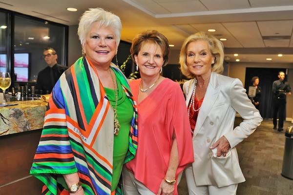 Roe Green, Connie M. Frankino, and Priscilla Heublein Photo