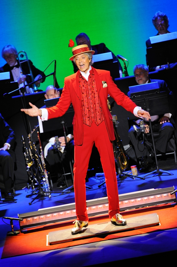 Tommy Tune performs in an exclusive benefit concert for Maltz Jupiter Theatre. Photo