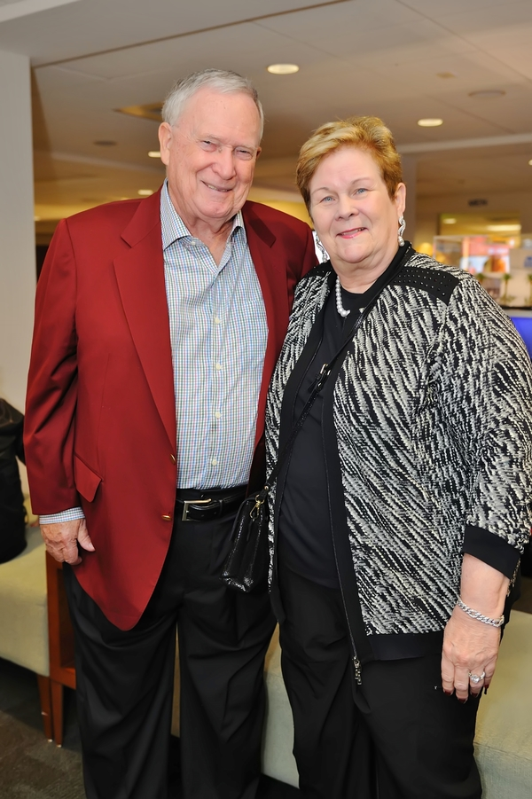George and Lynn Bovenizer