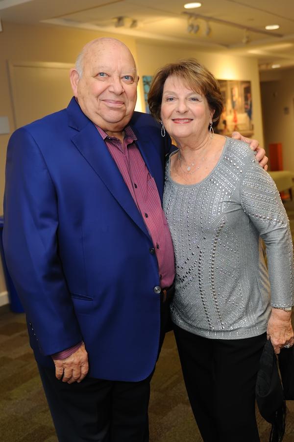Barbara and Robert Hurwit