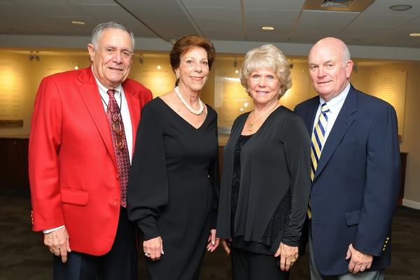 Rick and Peggy Katz, Karen Gomer and Jim Howenstine