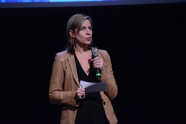 Laura Moore Brown (Director of Development)