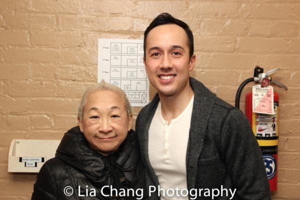 Lori Tan Chinn and Scott Weber Photo