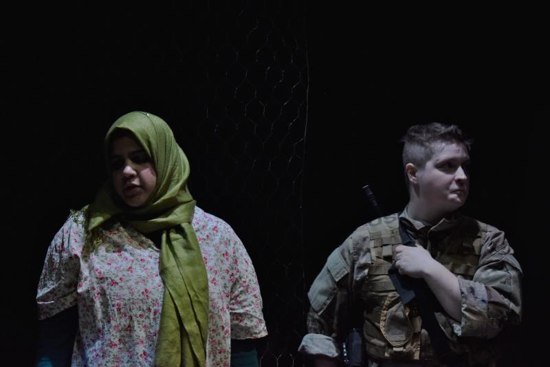 BWW Review: Brave and Memorable SOLDIER POET at Theatre Prometheus