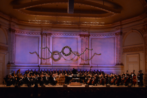 The New York Pops, Essential Voices USA and Steven Reineke
