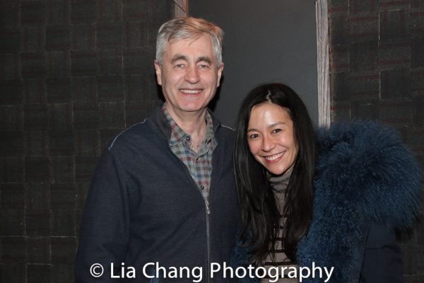 Award-winning filmmakers Steve James and Elizabeth Chai Vasarhelyi