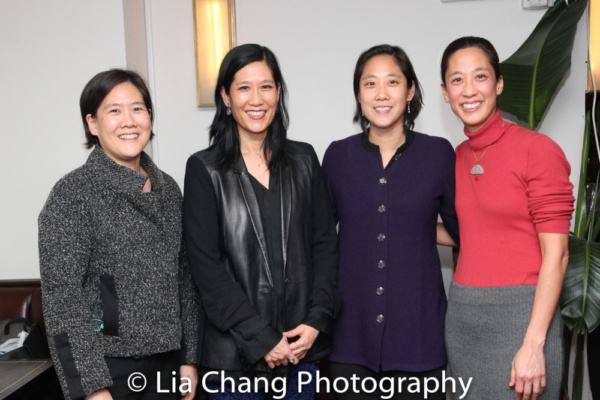 Jill Sung, Vera Sung, Chanterelle Sung and Heather Sung