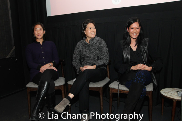 Chanterelle Sung, Jill Sung and Vera Sung