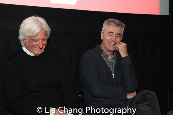 Photo Flash: Steve James, Elizabeth Chai Vasarhelyi And More Attend  Abacus: Small Enough To Jail  Screening At Metrograph Cinema