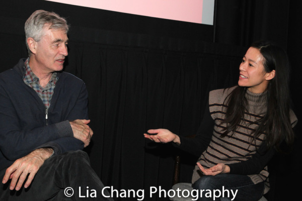 Award-winning filmmakers Steve James and Elizabeth Chai Vasarhelyi