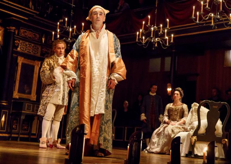 BWW Review:  Mark Rylance Returns To Broadway in Unamplified and Candlelit FARINELLI AND THE KING