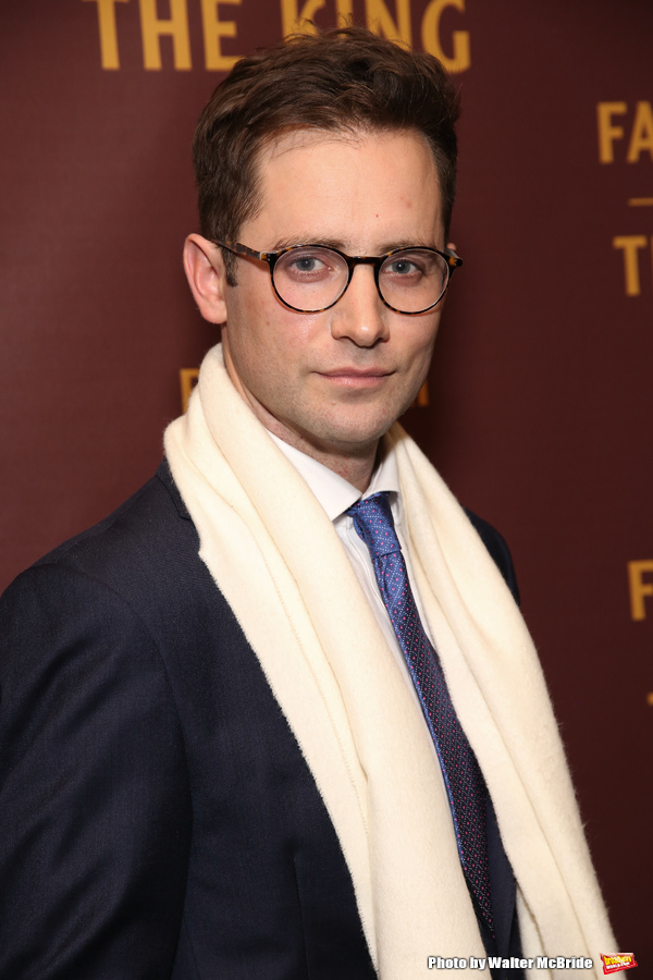 Sam Crane attends the Broadway Opening Night performance After Party for 'Farinelli and the King' at The Belasco Theatre on December 17, 2017 in New York City.