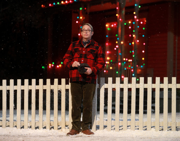 A CHRISTMAS STORY LIVE!: Cast member Matthew Broderick during FOX's live musical event, A CHRISTMAS STORY LIVE!, airing Sunday, Dec. 17 (7:00-10:00 PM ET live/PT tape-delayed) on FOX. CR: Jordin Althaus/ FOX